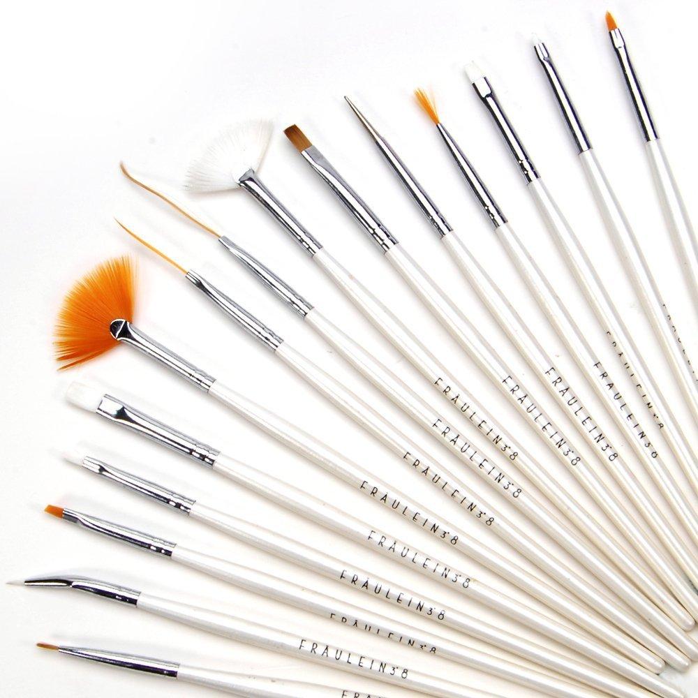 Nail Art Brush: Aliexpress.com : Buy Free Shipping 15pieces Professional