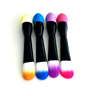Beauty double-handed makeup brush and power puff women beauty personalized
