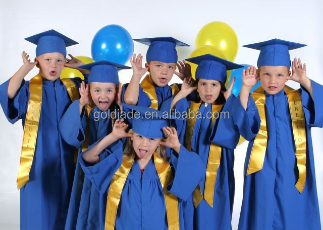 Custom Design Childrens Preschool And Kids Kindergarten Graduation ...