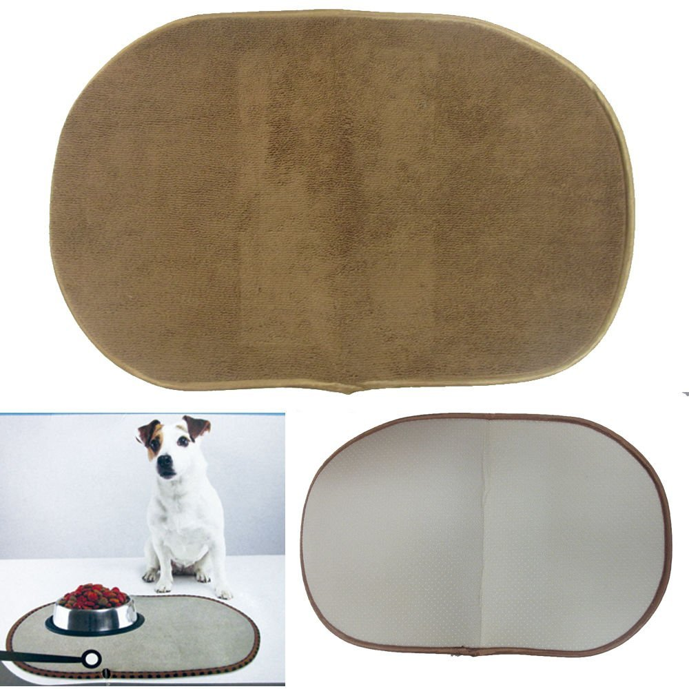 dogs pet pvc waterproof product tray food mats and non intl feeding for petbowl bowl slip cuteco mat cats philippines