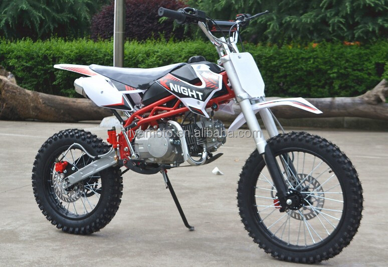 4 STROKE KICK START 110CC 125CC OFF ROAD DIRT BIKE