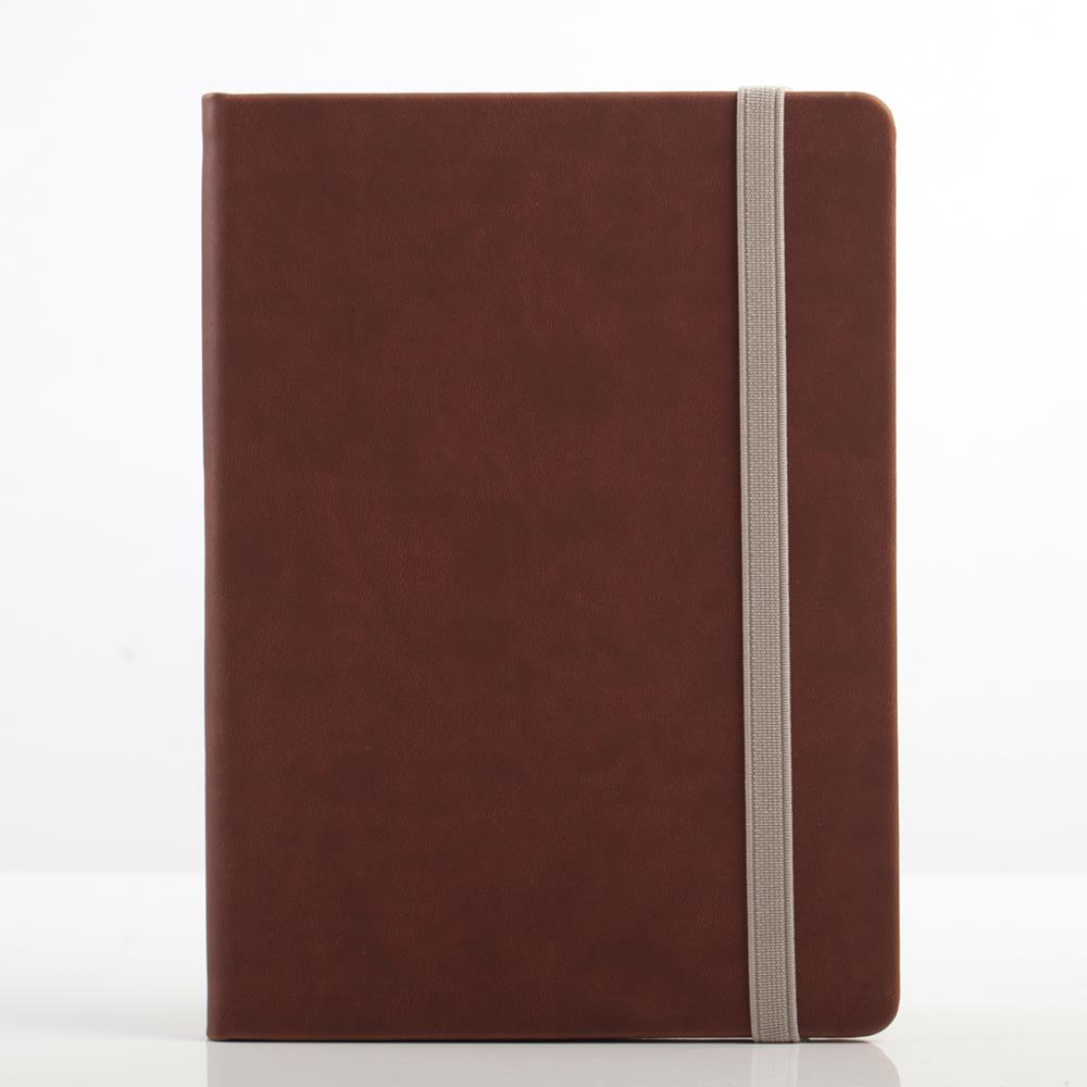 custom eco friendly cheap blank cardboard cover notebook a6