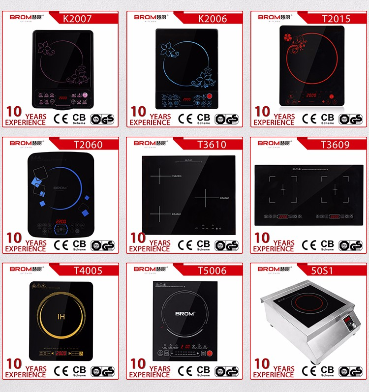 Home appliance high efficiency electric induction cooker ,induction cooker parts