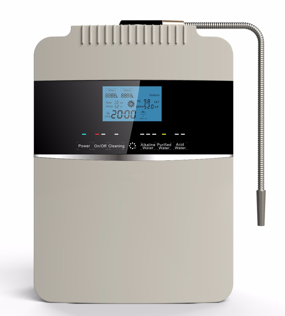 cheap counter top ionized water machine manufacturer for filter-3