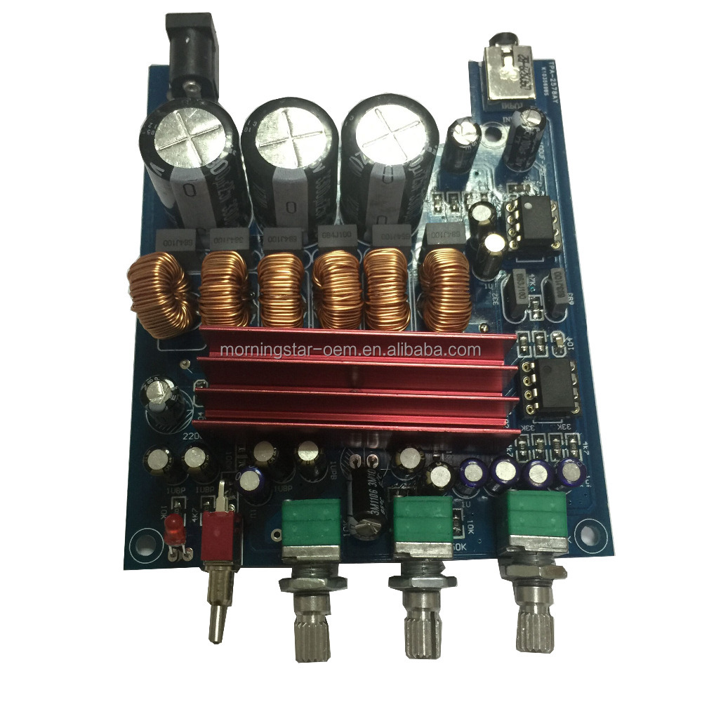 China 24v Amplifier Manufacturers And Suppliers Class D Circuit Tpa3116d2 Tpa3118d2 Subwoofer On