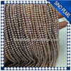 AA 4-5mm color optional near round freshwater pearl string