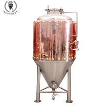 1500L Microbrewery Rood Koper Roestvrij Staal Bier Gisting <span class=keywords><strong>tank</strong></span>