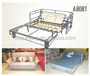 2016 champion sale adjustable iron twin sofa bed mechanism frame A8081