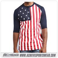 Free shipping free design baseball tshirts