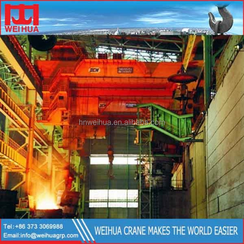 CE, ISO, CCC Approved Steel Factory QDY Overhead Crane For Sale