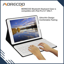 For iPad Pro 9.7inch Keyboard Case, Morecoo Magnetic Bluetooth Keyboard case with Auto Wake/Sleep Smart Function