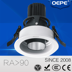 20w Rohs certificate 5w gu10 24v led spot light