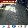 Hot-dipped galvanized Metal Razor Barbed Wire for Military