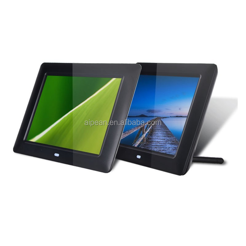 8 inch tft electronic digital lcd video display replacement mp3 electronic picture frames digital