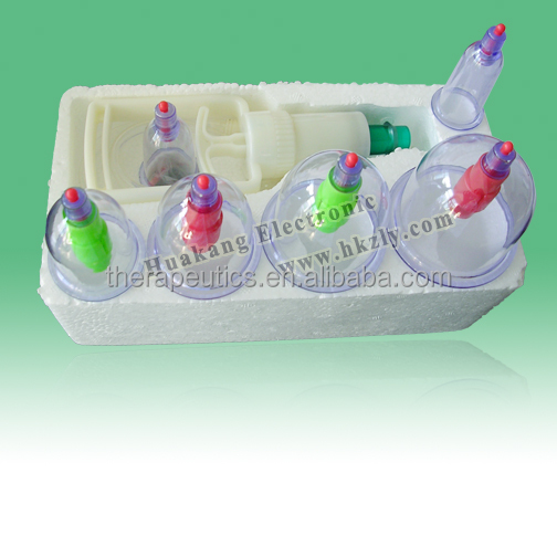 Medical traditional vacuum accupuncture cupping wholesaler