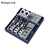L-4S 4 zone karaoke powered sound mixer amplifier for sale