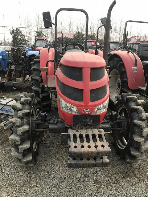 Used Tractor YANMAR 704