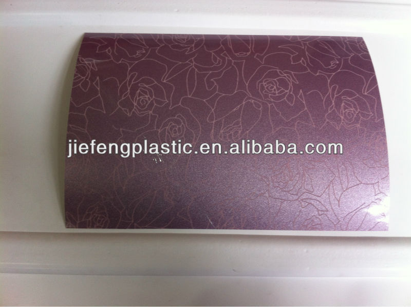 soild color pvc membrane foil for cabinets and kitchen