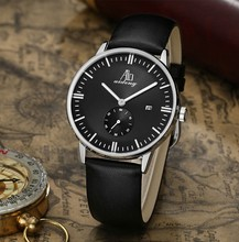 AIDENG elegance fashion wristwatches ladies' watches, unisex watch with date