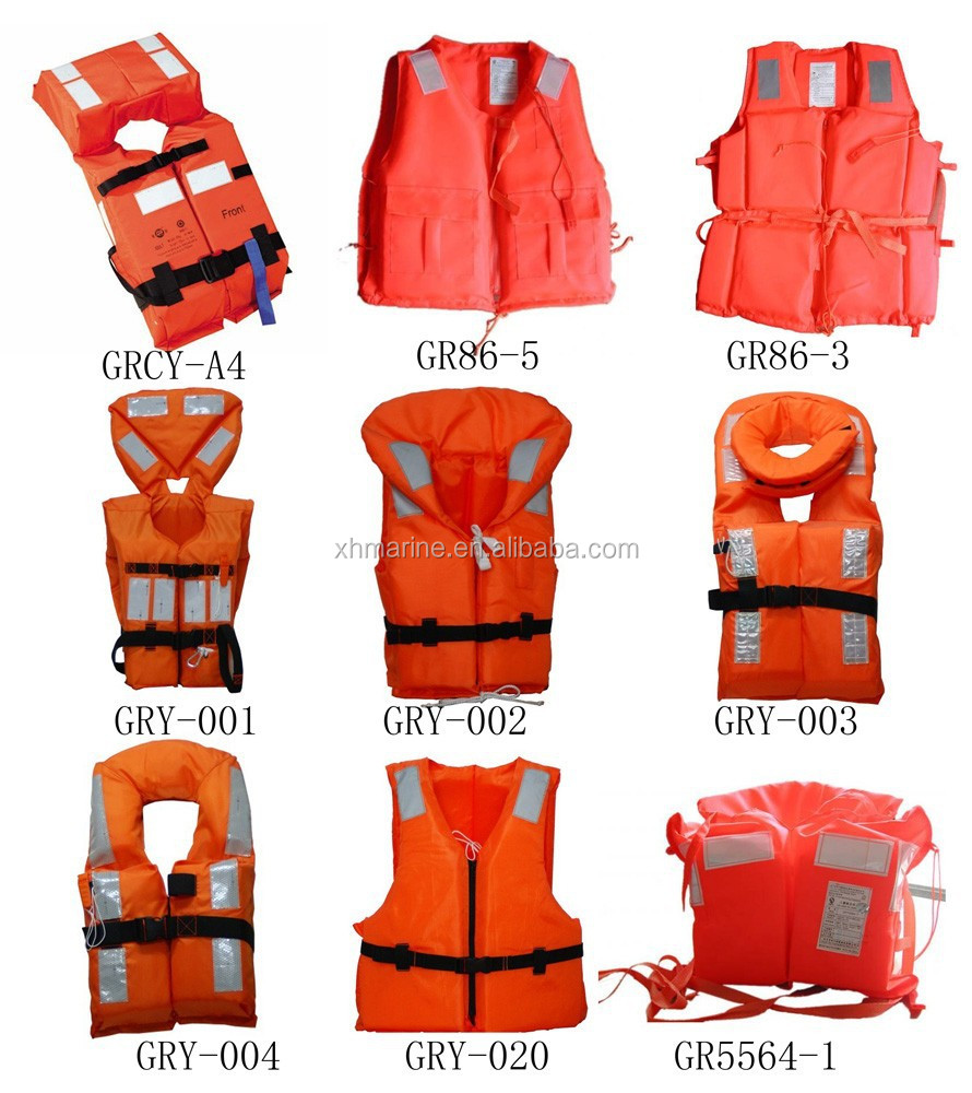 Solas Approved Cheap Personalized Life Jacket Vest