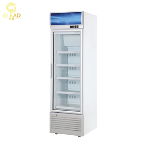 Single-Temperature commercial industrial supermarket refrigerator showcase freezer brands