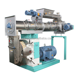 CE/ISO animal feed pellet pelletizer machine/feed pellet press machine line(whatsapp: 008615961276162)