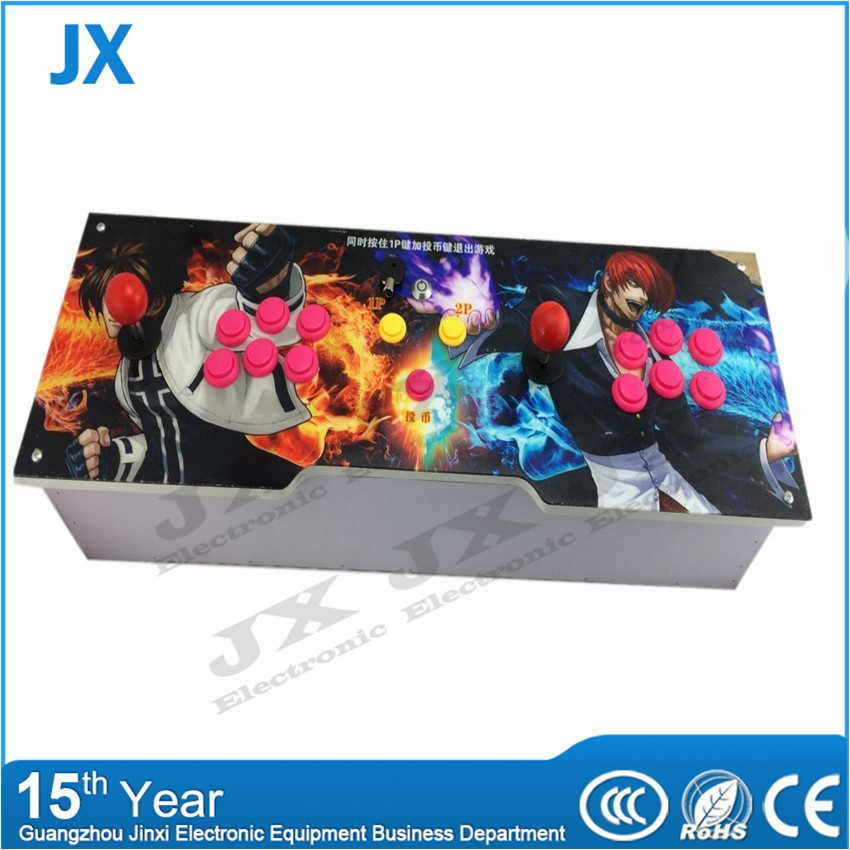 HDMI pandora box 4 645 in 1 Arcade Controller Multi Game Board Fight Stick to TV