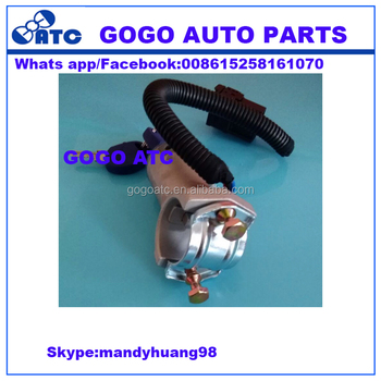 auto parts Car steering lock 2996076 2996075 for iveco