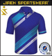 High quality cheap breathable custom plain dry fit polo t shirt for men sublimated polo shirt