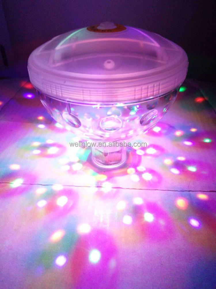 Colorful Floating Bathtub Lights Colorful Floating Bathtub Lights