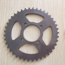 brand CBX200 motorcycle parts chain sprocket kit for for Bajaj