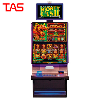 TAS Fruit Gambling Slot Game Machine With Free Game Feature