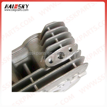 Haissky Motorcycle Parts Spare Cafe Racer Parts Bajaj Suzuki Wy125 Head  Cylinder - Buy Cafe Racer Head Cylinder,4m40 Cylinder Head,Haissky  Motorcycle