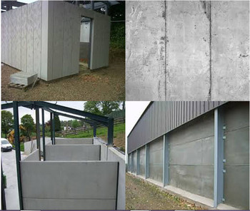 lightweight concrete wall panel for home