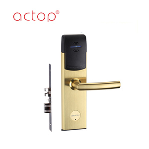 ACTOP factory intelligent hotel card door lock access control