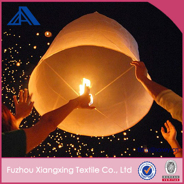 Newest Custom Wedding Giant Sky Lanterns Wish Balloons
