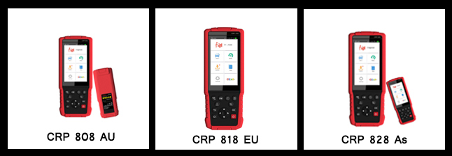 Customized Launch car diagnostic machine CRP818 obd2 scanner brings launch x431 pro3 convenient auto diagnostic tool CRP 818