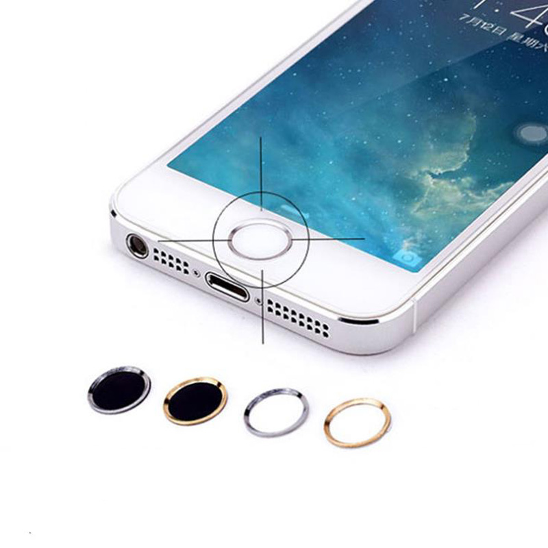New Product Supply Fingerprint Home Button Sticker touch id