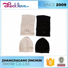 Reputable Factory Acrylic Cheap Knitted scarves