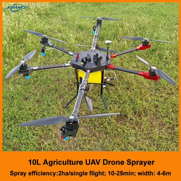 High Efficient Pesticide Spraying Gyroplane Farm Tool UAV