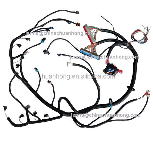 1999 3 8 Transmission Wiring Harness