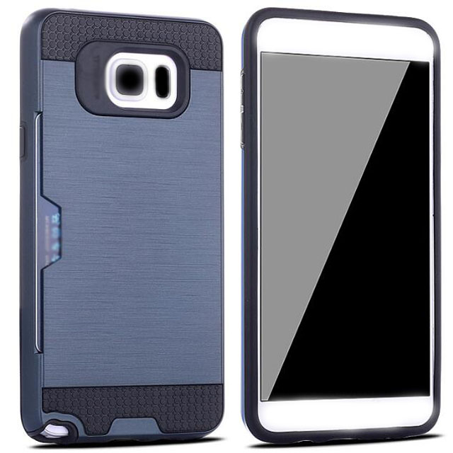 Original Metal Dual Hybrid PC TPU Phone Case Cover For N5 Phones Cases