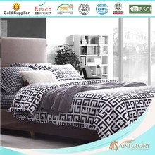 polyester filling germany printed full queen comforter size