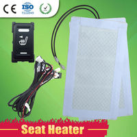 car seat heating kit carbon fiber car seat heater Auto heated seat
