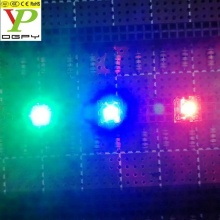 5 Mm 4-Pin Piranha LED Super Flux Merah Kuning Putih Dll (CE & RoHS Compliant)