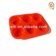 Various and beautiful silicone hard candy molds