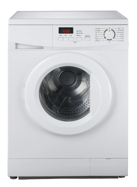 6/7 kg front load washing machine hot sale design washing machine