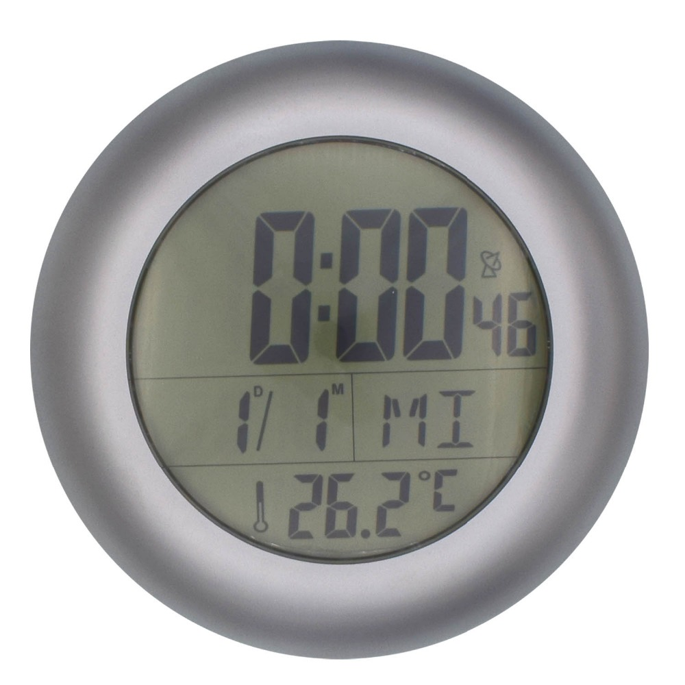 Waterproof Clock Can Be Use In Bathroom Buy Shower Proof