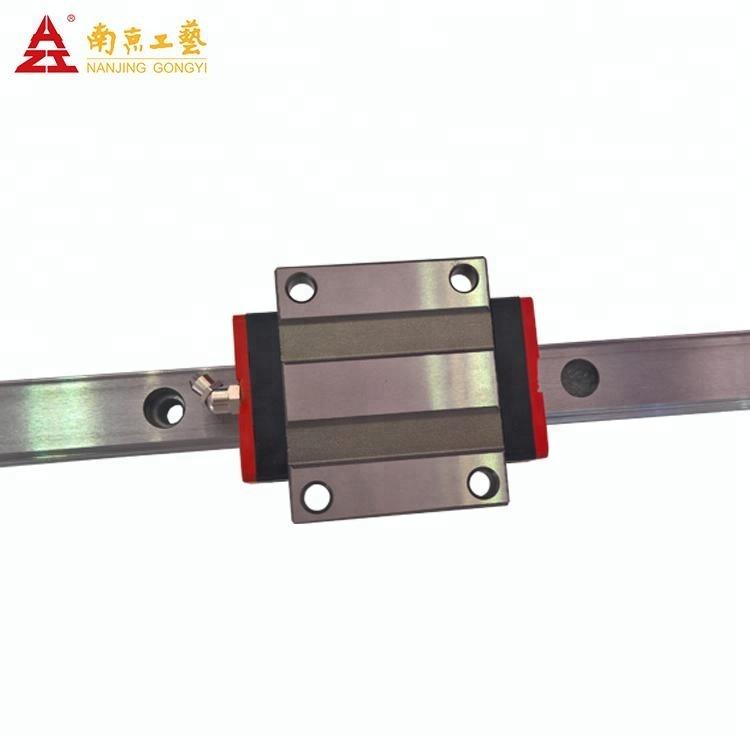 1200-6000mm ray uzunluğu 1 2 3 4 5 6 doğruluk dereceli slayt lineer ray kılavuzu ve slaytlar için cnc makinesi