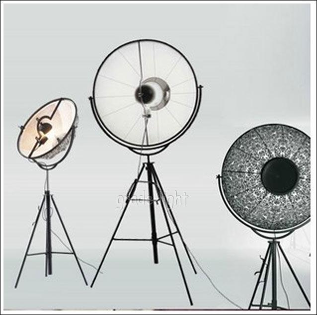 Fortuny Atelier 63 Floor Lamp White: Pallucco Fortuny Moda Floor Lamp Black, White,pattern(size